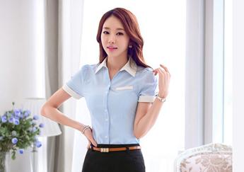 May đồng phục áo sơ mi nữ công sở tại Tp.HCM