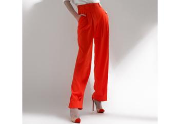 Thời trang công sở-Quần Culottes sành điệu cho cô nàng công sở