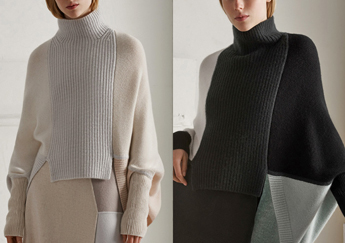 Xu hướng thời trang 2018 với áo sweater over size