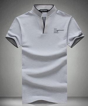 May áo thun đồng phục công nhân giá rẻ, tiến độ nhanh