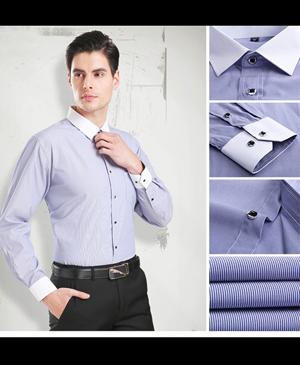 May đồng phục áo sơ mi văn phòng đảm bảo chất lượng
