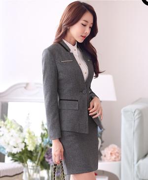 May đồng phục công sở - đồng phục vest cao cấp