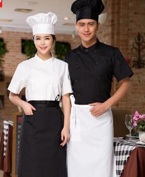 May đồng phục nhà hàng cao cấp, giá cạnh tranh