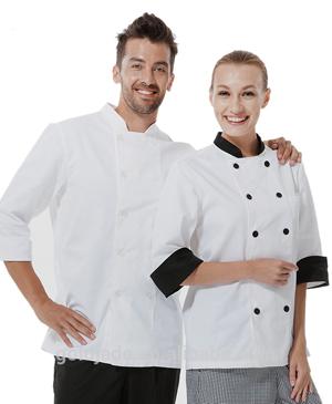 May đồng phục nhà hàng-khách sạn chuyên nghiệp