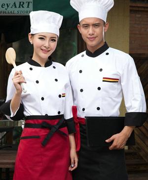 May đồng phục nhà hàng - khách sạn giá rẻ trên toàn quốc