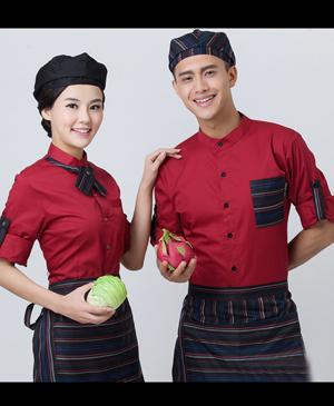 May đồng phục phục vụ - đồng phục khách sạn đẹp