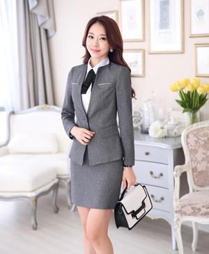 May đồng phục vest nữ  - May Đồng Phục Lê kha