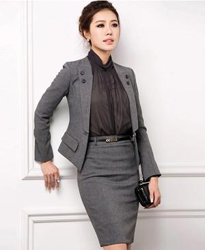 Vest nữ công sở