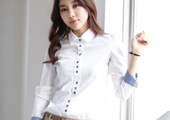 10 cách phối khiến áo sơ mi trắng trở nên độc đáo