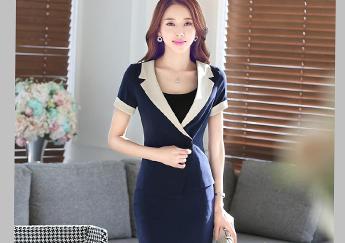 Mẫu vest nữ đẹp - may đồng phục vest cao cấp HCM