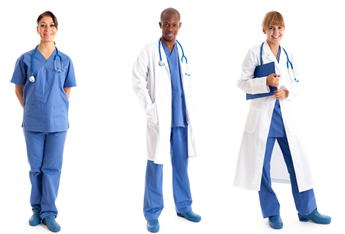 May đồng phục bệnh viện - đồng phục y tế chuyên nghiệp