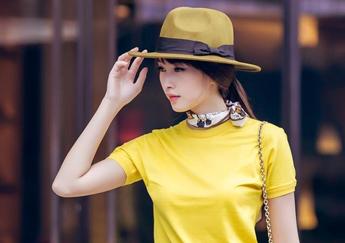 Thời trang công sở 2017 - năm của sắc vàng lên ngôi