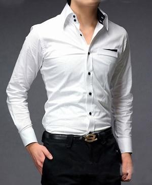 May đồng phục áo sơ mi công sở