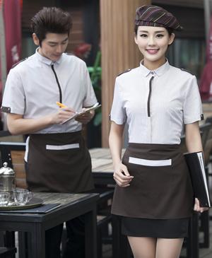 Đồng phục phục vụ - đồng phục quán cafe cao cấp