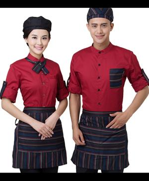 Đồng Phục phục vụ - may đồng phục nhà hàng cao cấp