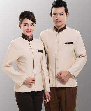 May đồng phục nhà hàng đảm bảo chất lượng, giá cạnh tranh