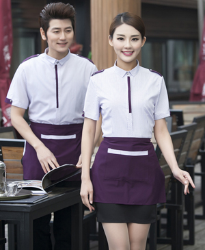 May đồng phục nhà hàng - khách sạn uy tín Tp.HCM