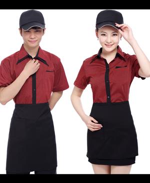 May đồng phục phục vụ - đồng phục nhà hàng cao cấp