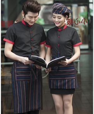May đồng phục phục vụ - đồng phục nhà hàng chất lượng