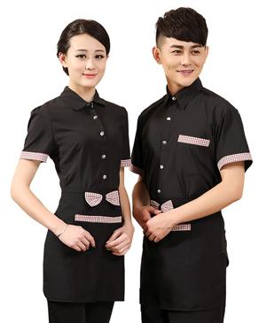 May đồng phục phục vụ - đồng phục quán cafe uy tín